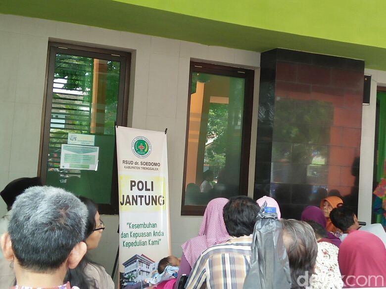 Pasien RSUD Soedomo Keluhkan Pelayanan Poli Rawat Jalan Jantung