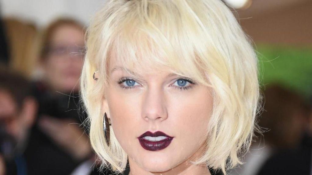 Alami Pelecehan Seksual, Taylor Swift Jadi TIME Person of the Year