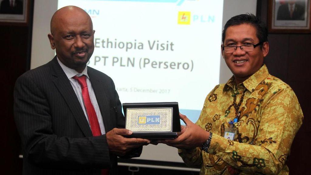 Ethiopia Belajar Pengelolaan Listrik dari Indonesia