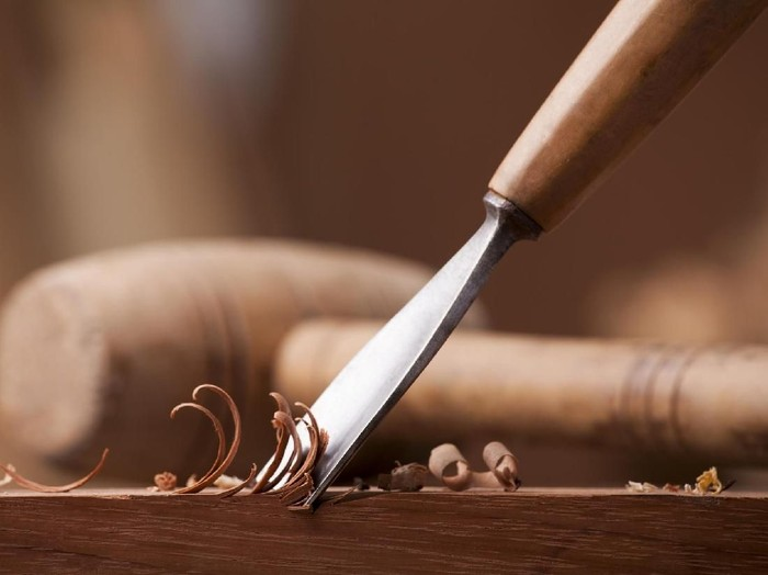 Spora fungi diduga ditransfer langsung ke luka dari pisau yang dipakai. (Foto: Thinkstock)