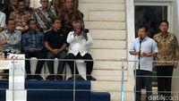 JK Harap Test Event Renang Jadi Tolok Ukur Kesiapan Indonesia Hadapi Asian Games