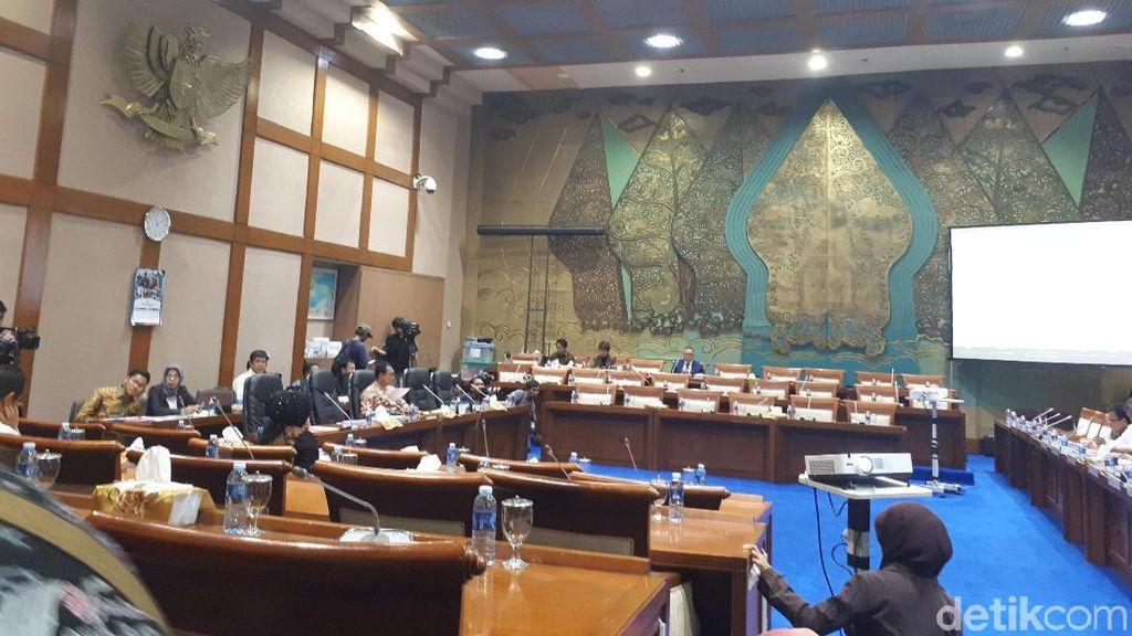 Jonan Rapat di DPR Bahas Freeport Hingga Penyederhanaan Listrik