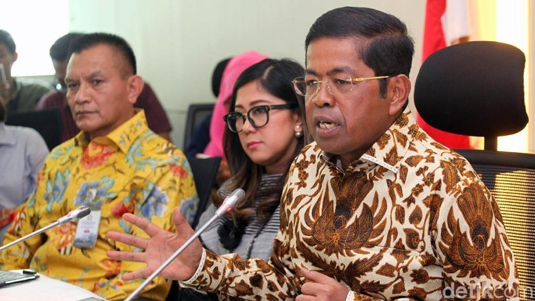 Idrus Marham Pamer Lagi Bertemu - Jakarta Plt Ketua Umum Partai Golkar Idrus Marham kembali pamer dirinya bertemu dengan Presiden Joko Namun ia tidak