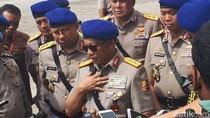 4 Kepala Polisi Luar Negeri Dapat Bintang Bhayangkara dari Polri