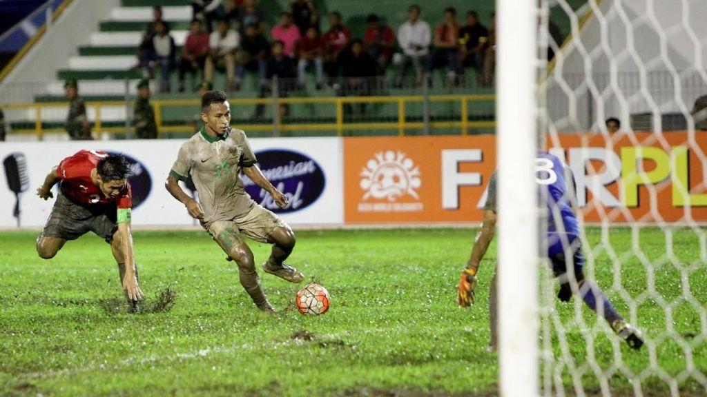 Kalahkan Indonesia 1-0, Kyrgyzstan Juara Aceh World Solidarity Cup