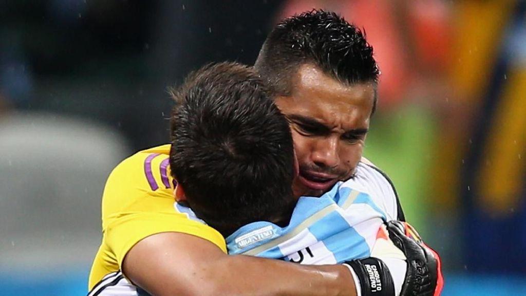 Romero: Argentina Akan Selalu Bergantung pada Messi