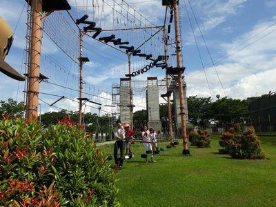 Khusus Untuk Traveler Ekstrem: Xtreme Park
