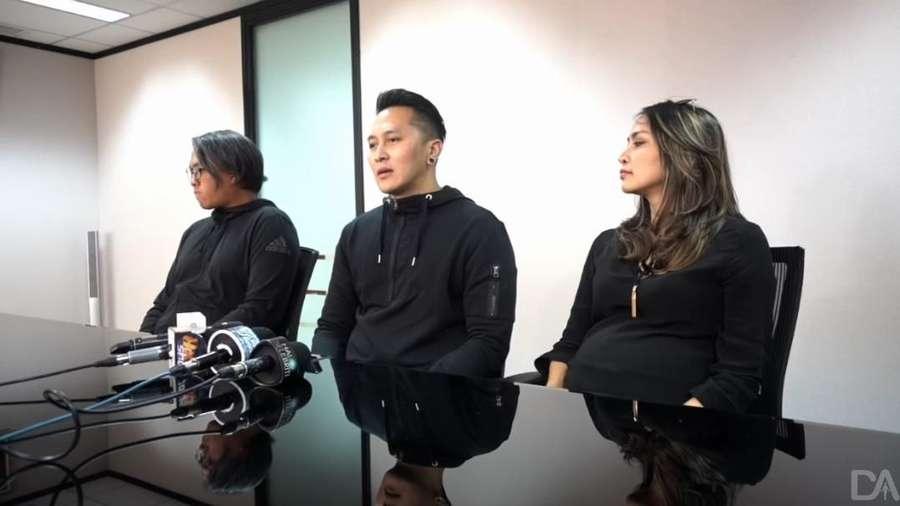 Demian dan Keluarga Edison Akhirnya Beri Penjelasan soal Death Drop
