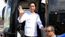 Dari Gunungkidul, Jokowi akan Tinjau Pacitan Pascabanjir