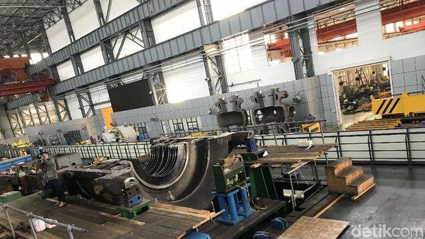 Pabrik Shanghai Electric
