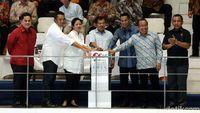 JK Berharap Indonesia Raya Berkumandang 20 Kali di Asian Games