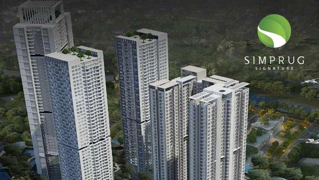 Apartemen Ini Punya Lahan Hijau 3 Hektar & JoggingTrackPanjang