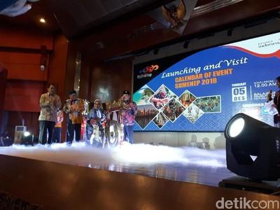 Ada 39 Event Wisata Seru di Kabupaten Sumenep Tahun 2018
