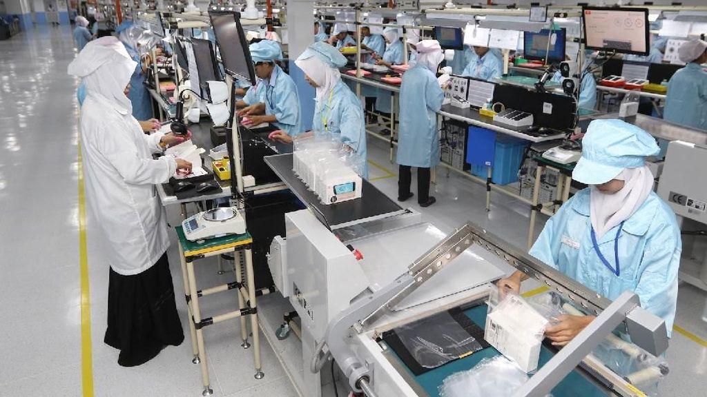 Ini 5 Sektor Industri yang Jadi Fokus Jokowi di Era Digital