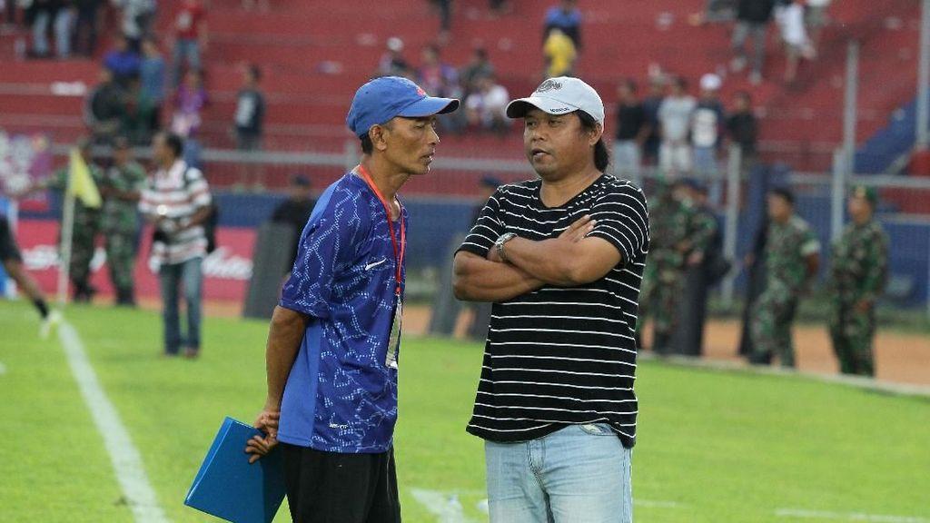 Aji Santoso Rekrut Danur Dara Jadi Asisten Pelatih Persela