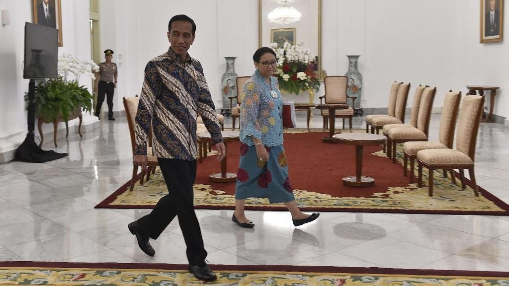 Genjot Jumlah Wisman, Jokowi Banyak Buka Bandara Internasional