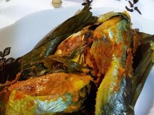 Resep Ikan : Pepes Bakar Patin