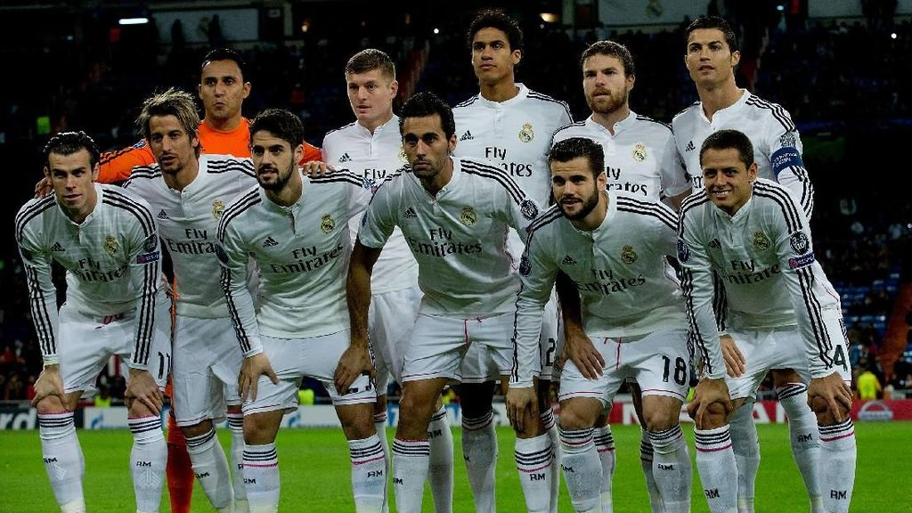 Deretan Tim 100% di Fase Grup Liga Champions