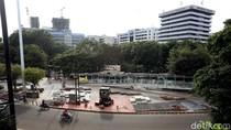 Direnovasi, Taman 12 Mei Reformasi Kini Lebih Cantik dan Lebar