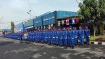 40 Kapal Polairud Disiapkan untuk Pengiriman Logistik Pilgub Jatim