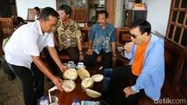 Durian Mlancu Kediri Rasanya Dikenal Legit Mirip Dodol, Penasaran?