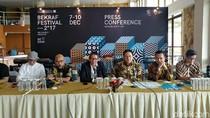 Ribuan Penggiat Ekonomi Kreatif Bakal Mejeng di BEKRAF Festival