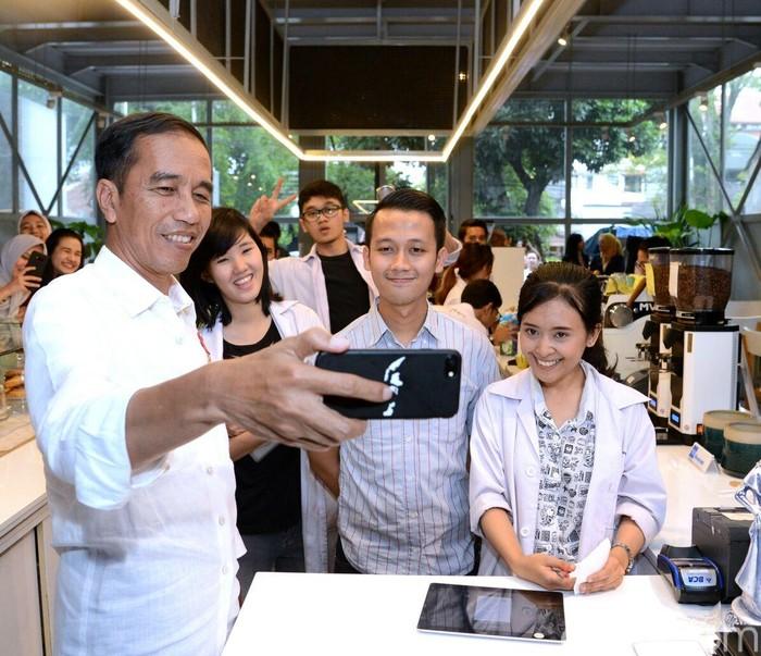 Presiden Jokowi. Foto: Biro Pers Setpres