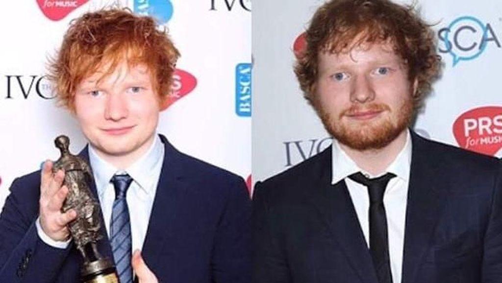 HIIT, Rahasia Penurunan Bobot Ed Sheeran
