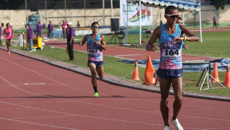 Di Kejurnas, Agus Prayogo Lampaui Catatan Waktunya di SEA Games
