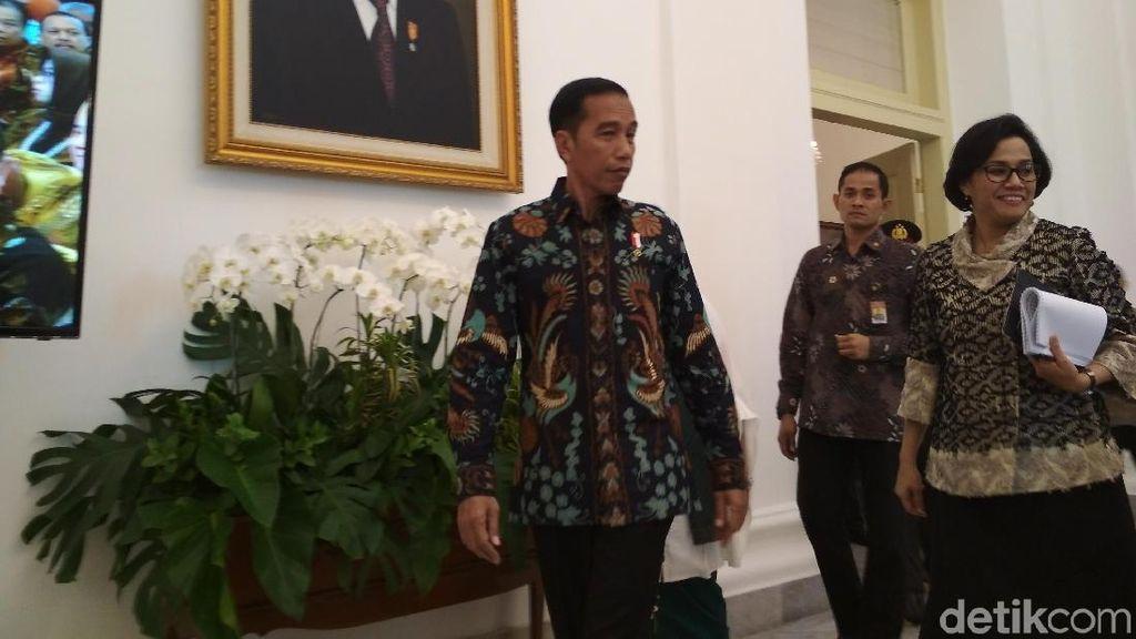 Jokowi Serahkan DIPA 2018, Lelang Proyek Bisa Dimulai