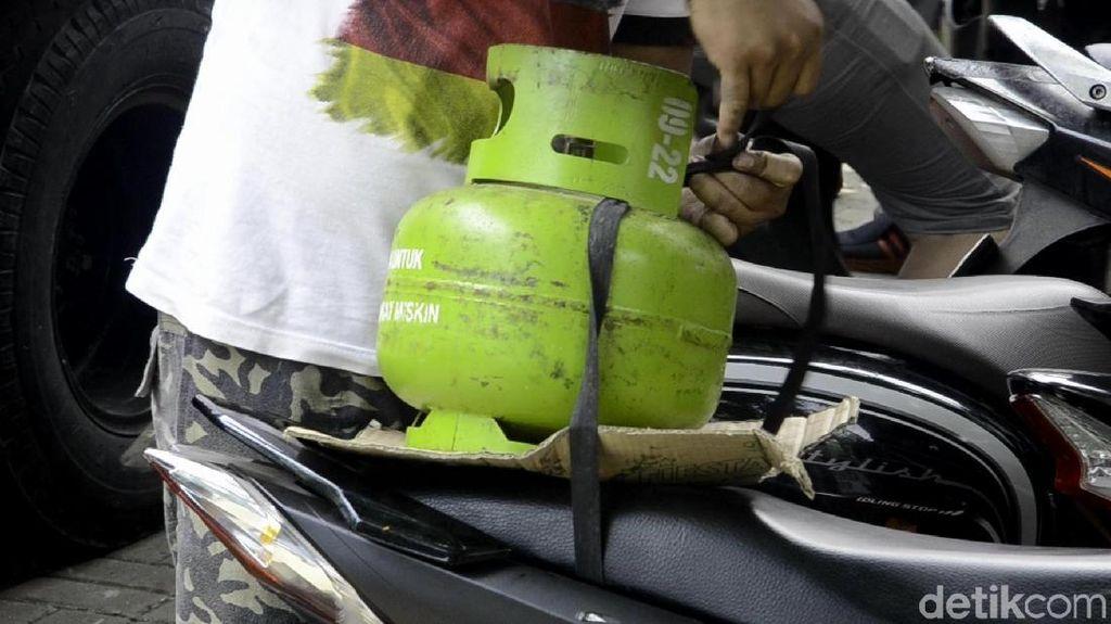 Pertamina Gelar Operasi Pasar Elpiji 3 Kg, Tapi Pembeli Dibatasi