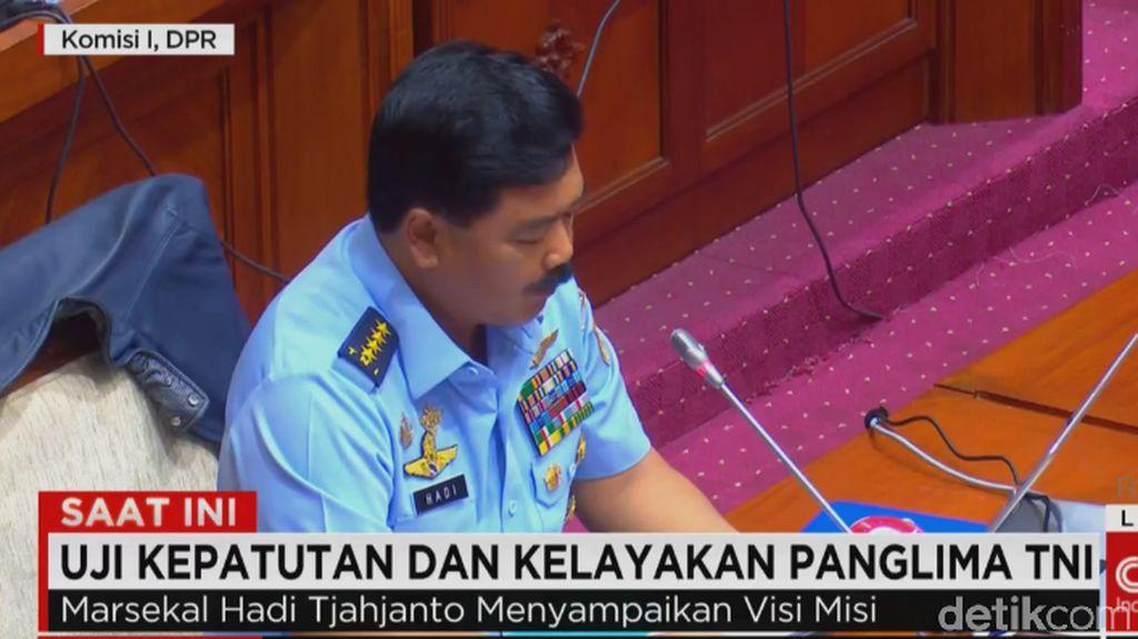 Empat Prioritas Panglima TNI