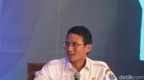 Sandiaga Tantang Dirut TransJ untuk Secepatnya Jalankan OK Otrip