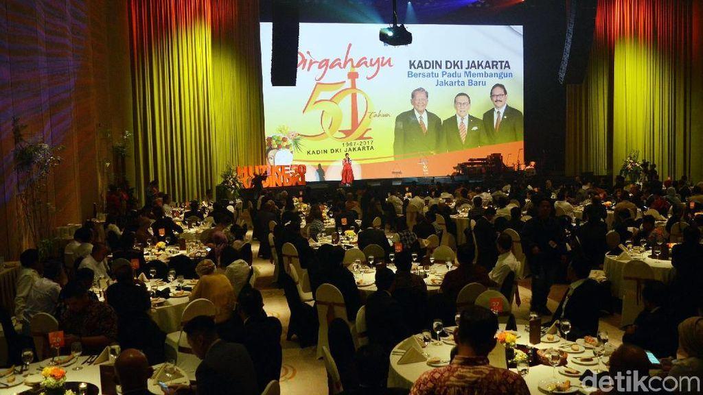 Derap Langkah 50 Tahun KADIN DKI Jakarta