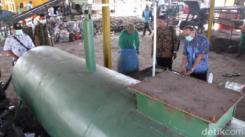 Melihat Manfaat Gas Metan Sampah, Bahan Bakar Alternatif di Brebes