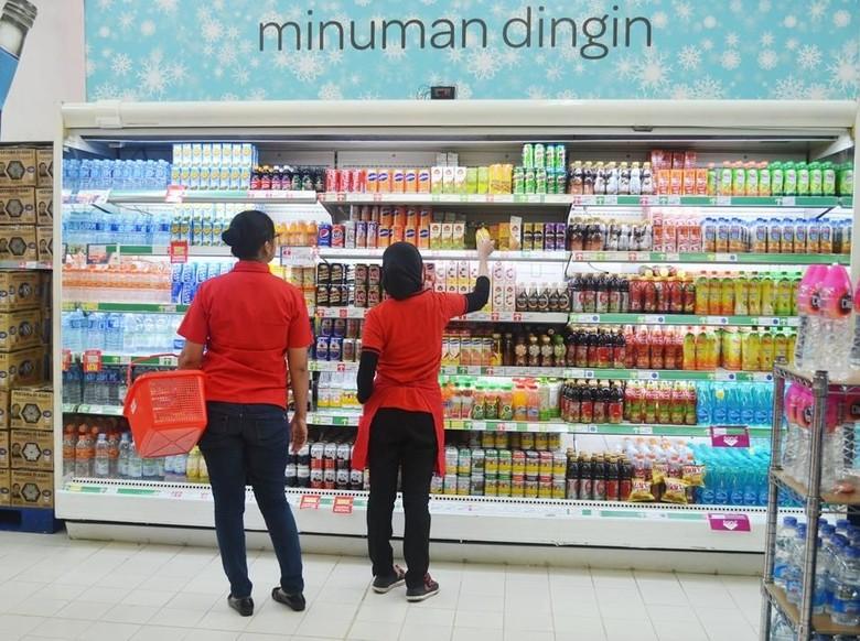 Serba Gratis dan Beli 2 Gratis 1 Minuman di Transmart Carrefour