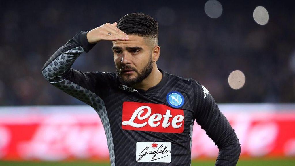 Napoli Hadapi Laga Hidup-Mati Lawan Feyenoord Tanpa Insigne