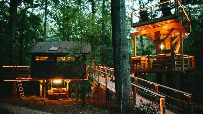 Foto: Bolt Farm Treehouse (Facebook/Bolt Farm treehouse)