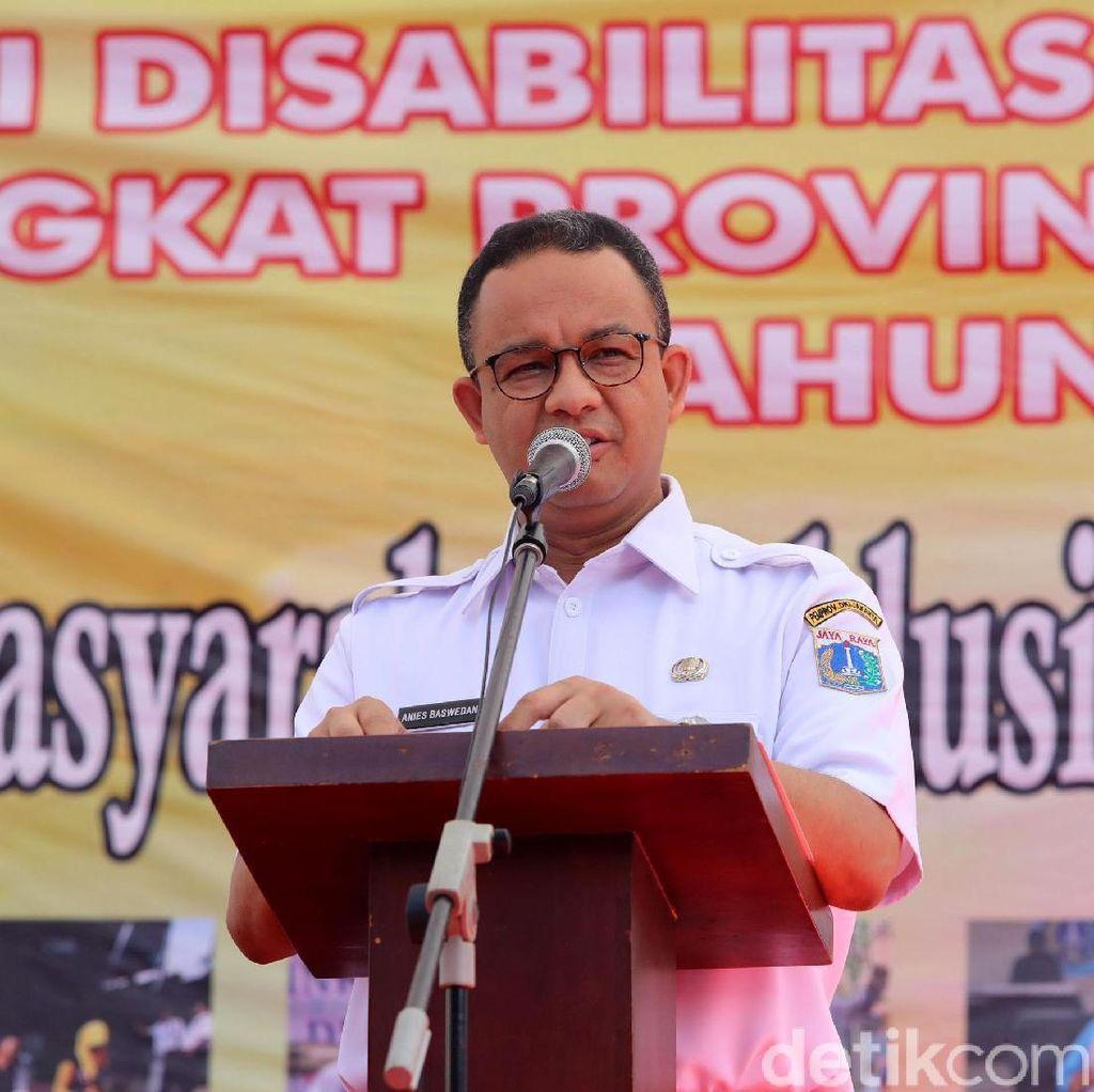 Hadiri Rakernas Pemprov di Bandung, Anies Berencana Temui Aher