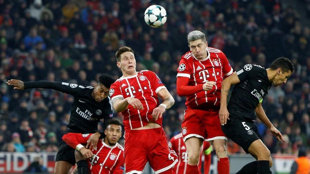 Pembalasan Bayern Munich
