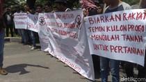 Buntut Penangkapan Aktivis Kulon Progo, Kantor PT AP I Yogya Didemo
