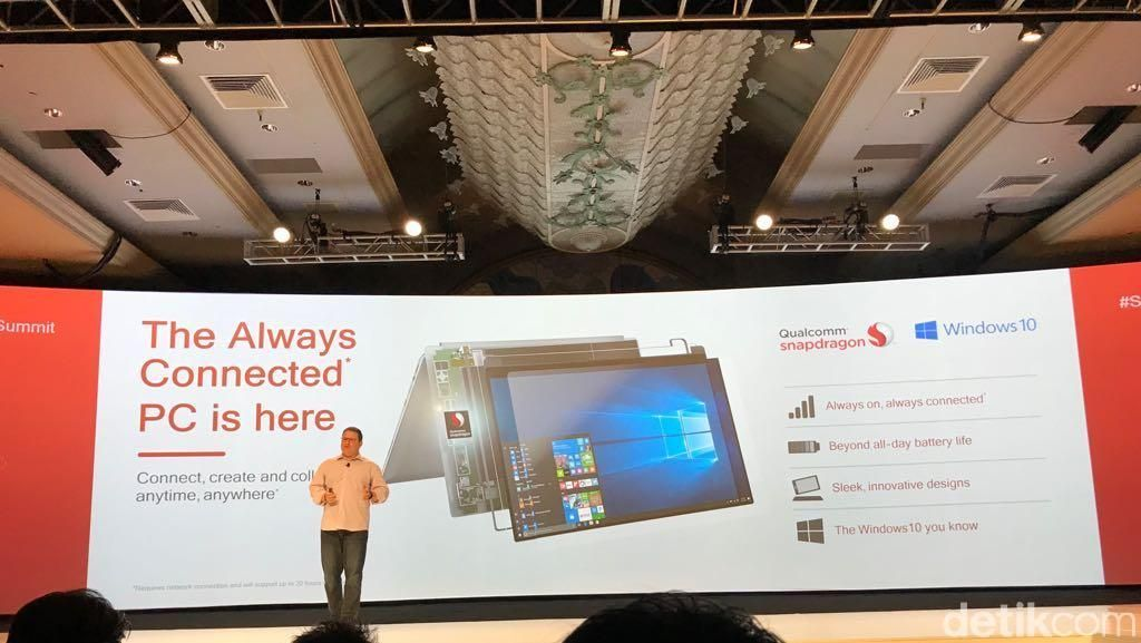 Qualcomm: Era Always Connected PC Dimulai