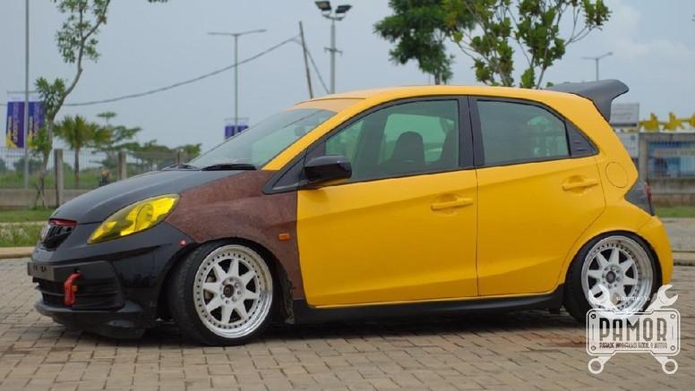 Honda Brio ala CBU Thailand