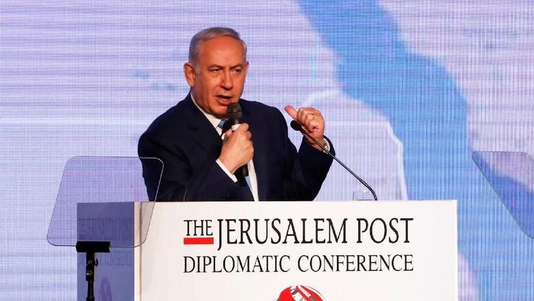 PM Israel Sebut Trump Telah - Yerusalem Perdana Menteri Israel Benjamin Netanyahu berterima kasih atas keputusan Presiden AS Donald Trump untuk mengakui Yerusalem sebagai