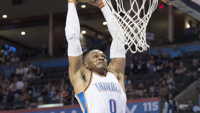 Westbrook Tambah Koleksi Triple Double, Thunder Kalahkan Jazz