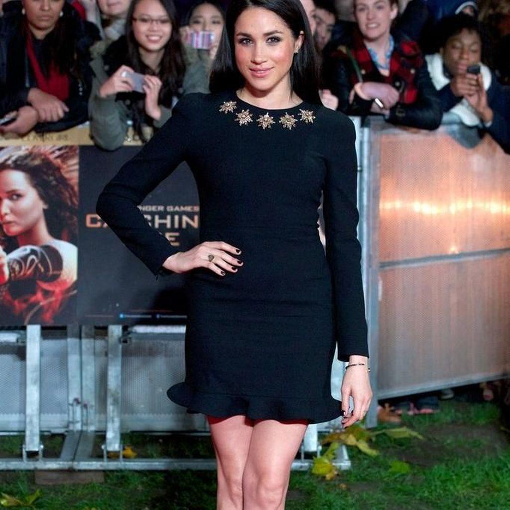 Meghan Markle Kalahkan Kate Middleton di Ranah Fashion