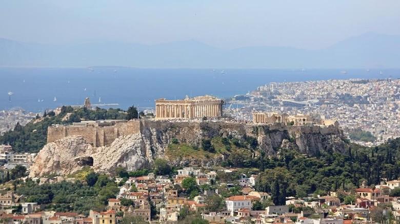 Kota Athena (Dok. Thinkstock)