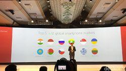 Bos Xiaomi Klaim Paling Laris Nomor 3 di Indonesia