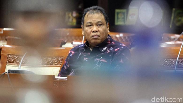 Penjelasan Ketua MK soal Lobi di Hotel dengan Komisi III DPR