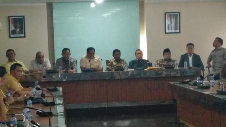 DPP Golkar Siap Gelar Munaslub Tentukan Pengganti Setya Novanto